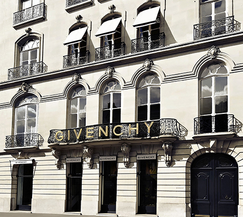 Corporate picture Givenchy