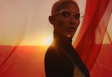 Neubau Eyewear is continuing to take on sustainable avant-garde.