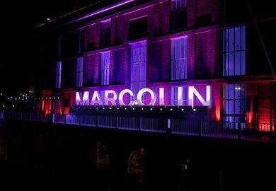 Marcolin celebrates its 60th anniversary in Milan.