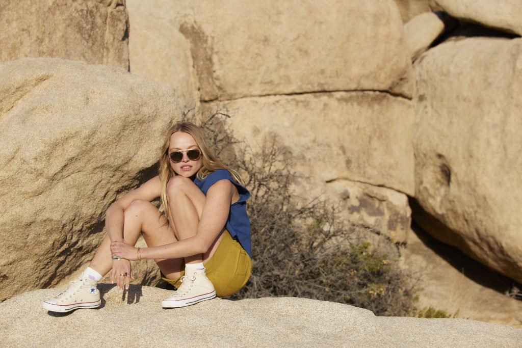 Paradigm's new communication campaign has the desert as its backdrop.