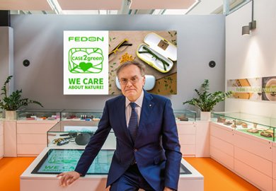 Fedon looks to the future and confirms its commitment to sustainability.
