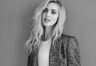 Safilo and Chiara Ferragni sign new licensing agreement for eyewear collection.