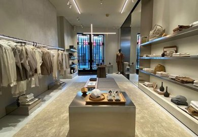 Eleventy opens the first boutique in Geneva and two pop ups in Japan.