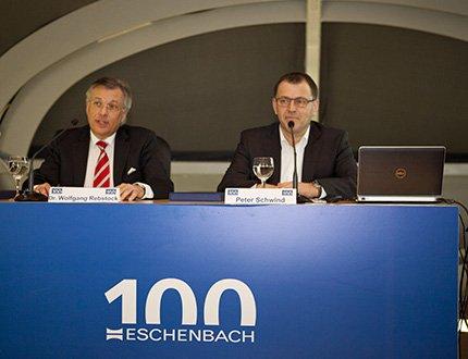 (ITA) Ottica Eschenbach: festeggiati 100 anni di attività