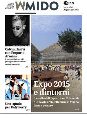 WMIDO issue #26 August 26th 2015