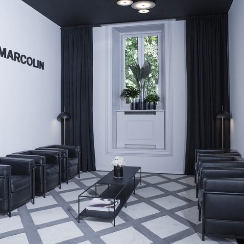 Marcolin blows out 60 candles and launches a new hub in Milan.