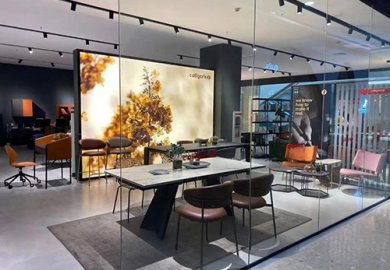 Calligaris opens a store in China.