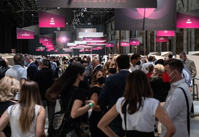 The 9th edition of DaTE closes with a 55% increase in buyers and 130 italian and international brands on hand.