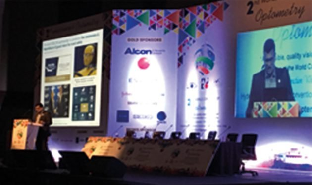Essilor Gold sponsors 2nd World Congress of Optometry