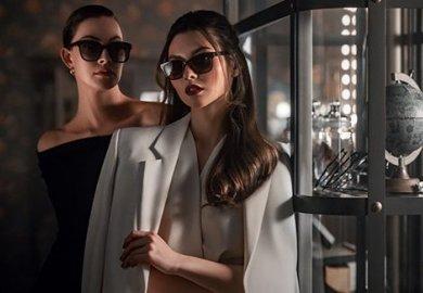 Nirvan Javan launches at MIDO Digital Edition 2021 sunglasses series Shades of Rome.
