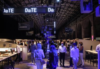 The 9th edition of DaTE, the avantgarde eyewear show has opened today.
