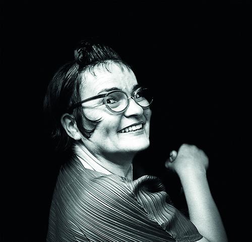 Designer Portrait - Marion Frost