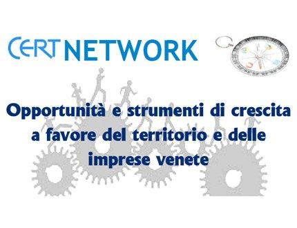 Secondo incontro dell'iniziativa CertNetwork