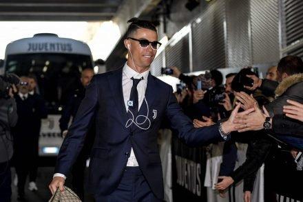 Cristiano Ronaldo debutterà nell'eyewear a MIDO 2020