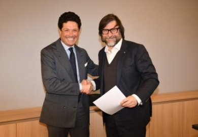 Tutto pronto per International Lab of Mittelmoda - The Fashion Award