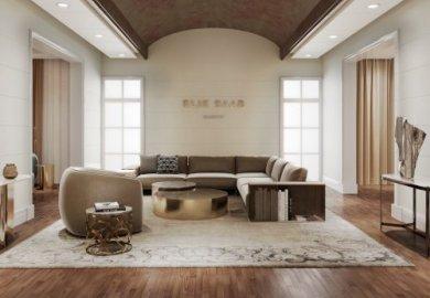 Elie Saab e Corporate Brand Maison aprono a Dubai uno spazio all'interno di Obegi Home