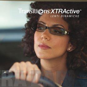 Anche per Ital-lenti arrivano le lenti Transition Xtractive