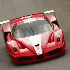 (ENG) Marcolin exhibits the exceptional and exclusive Ferrari FXX at Mido 2006