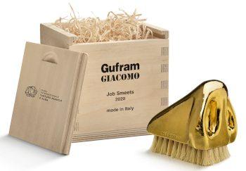 Con Gufram il tartufo entra nel mondo del design.