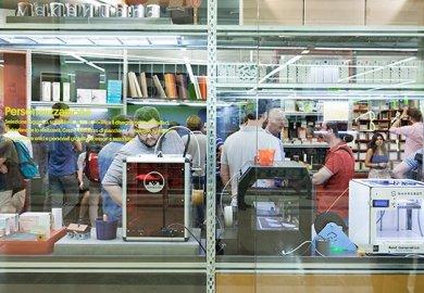 In Italia un concept store per i makers<!--:--><!--:en-->A concept store for makers in Italy