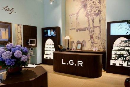 L.G.R. ha aperto uno store a Roma