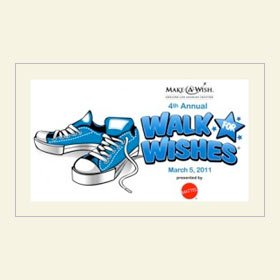 """(ENG) The Spectacle And Vivace Announces 4th Annual """"A Walk For Wishes"""" May 11"""