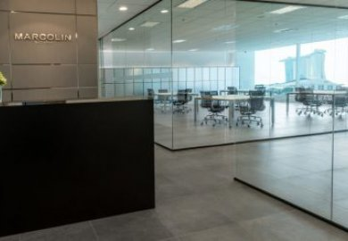 Marcolin apre una filiale a Singapore