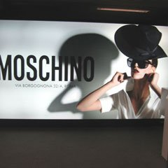 (ENG) Moschino and Gianfranco Ferrè at major Italian airports