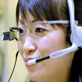 (ENG) NEC launches eyewear that translates in real time