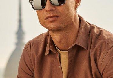 La nuova campagna di comunicazione di Cristiano Ronaldo Eyewear.