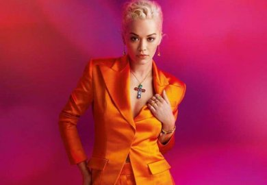 La magia di Rita Ora