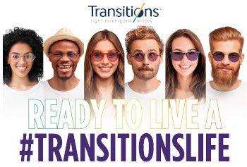 Con il progetto #Transitionslife la comunicazione si affida ad interpreti reali.