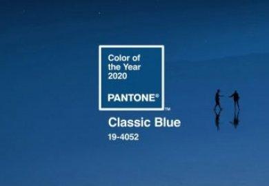 Il Colore dell'Anno 2020 di Pantone