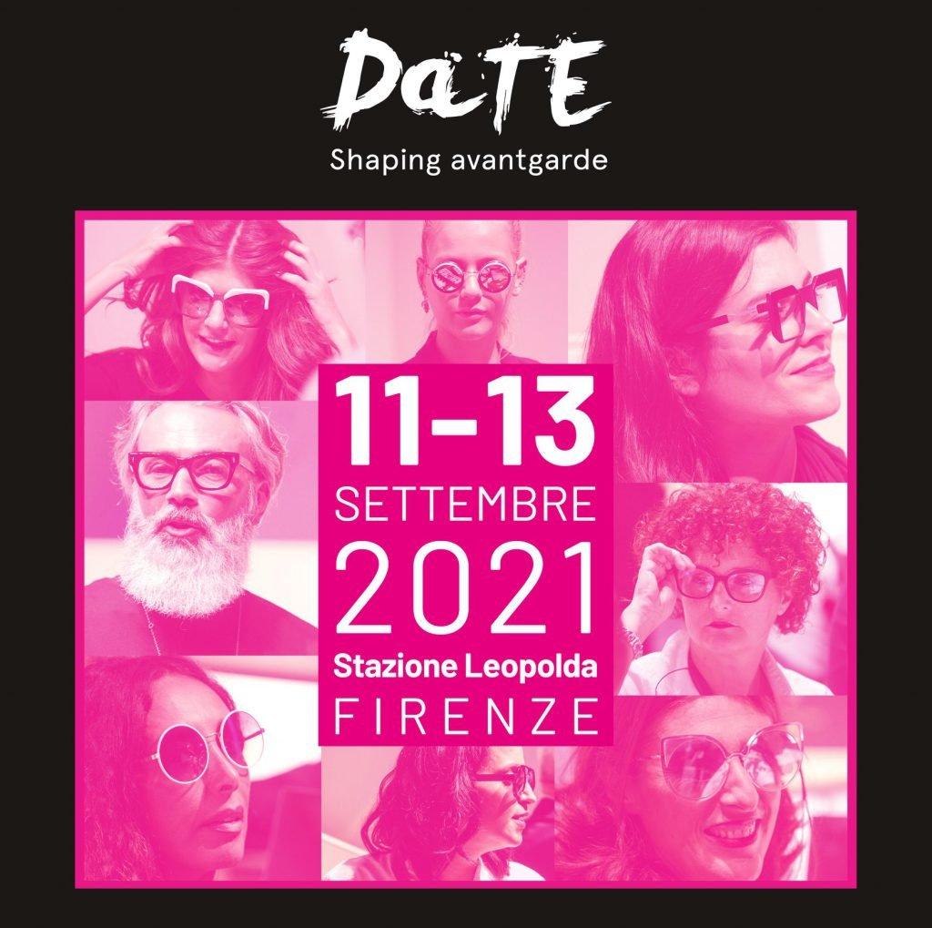 DaTE  torna alla Leopolda di Firenze dall'11 al 13 settembre 2021.