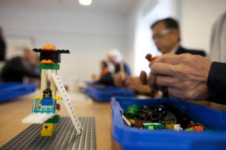 Certottica: un workshop per liberare la conoscenza con i Lego