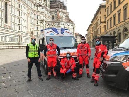 Le iniziative di solidarietà di L.G.R per contrastare l'emergenza COVID-19