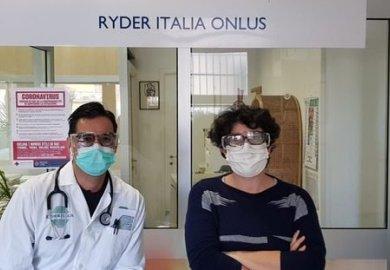 Mirage dona a Ryder Italia 50 occhiali protettivi