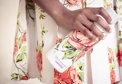 Design e couture uniscono le forze sotto il segno della sostenibilità.