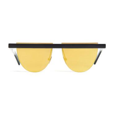 518a792ecdef6 BAARS EYEWEAR Futuristic returns  the Roboter sunglasses
